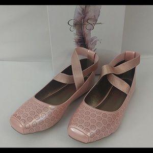 Jessica Simpson Madora Ballet Flats